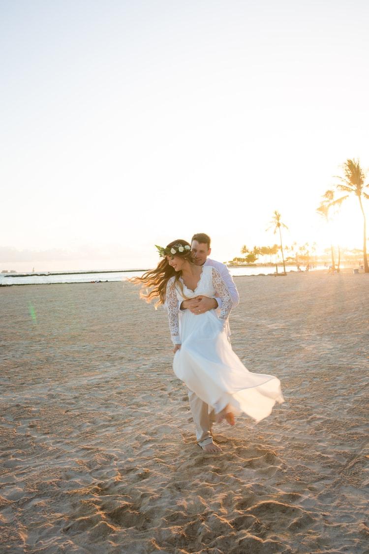 Hilton Hawaiian Village Wedding 8