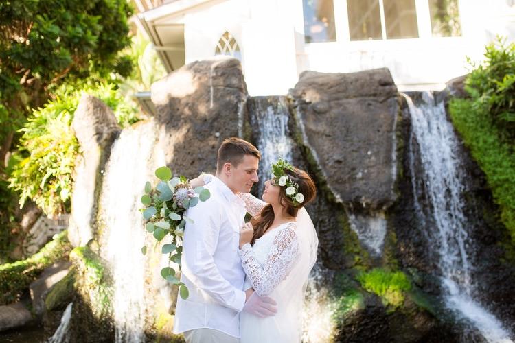 Hilton Hawaiian Village Wedding 84