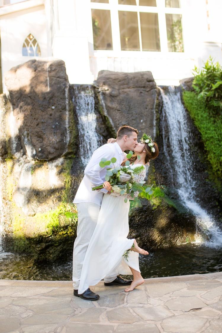 Hilton Hawaiian Village Wedding 86