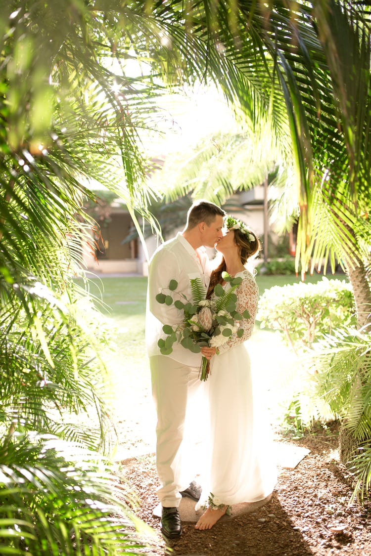 Hilton Hawaiian Village Wedding 89