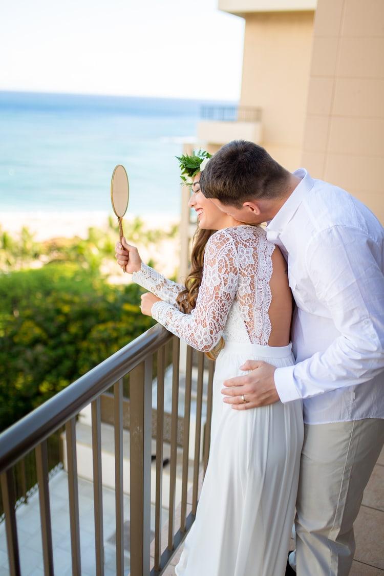 Hilton Hawaiian Village Wedding 95