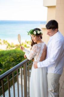 Hilton Hawaiian Village Wedding 97 213x320