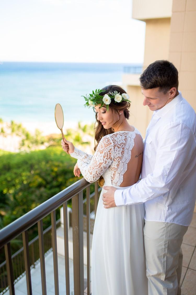Hilton Hawaiian Village Wedding 97
