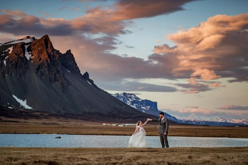 Iceland elopement wedding 2625