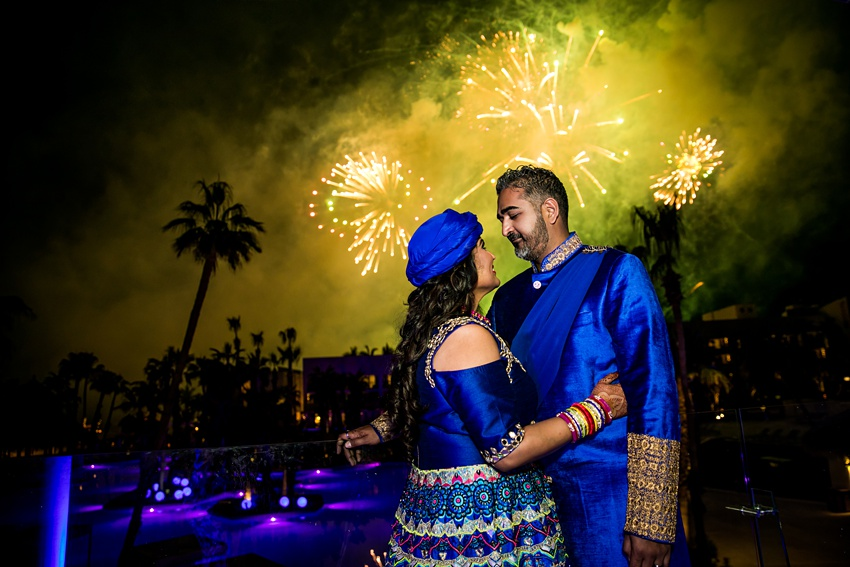 Indian Destination Wedding Cabo sangeet 0017