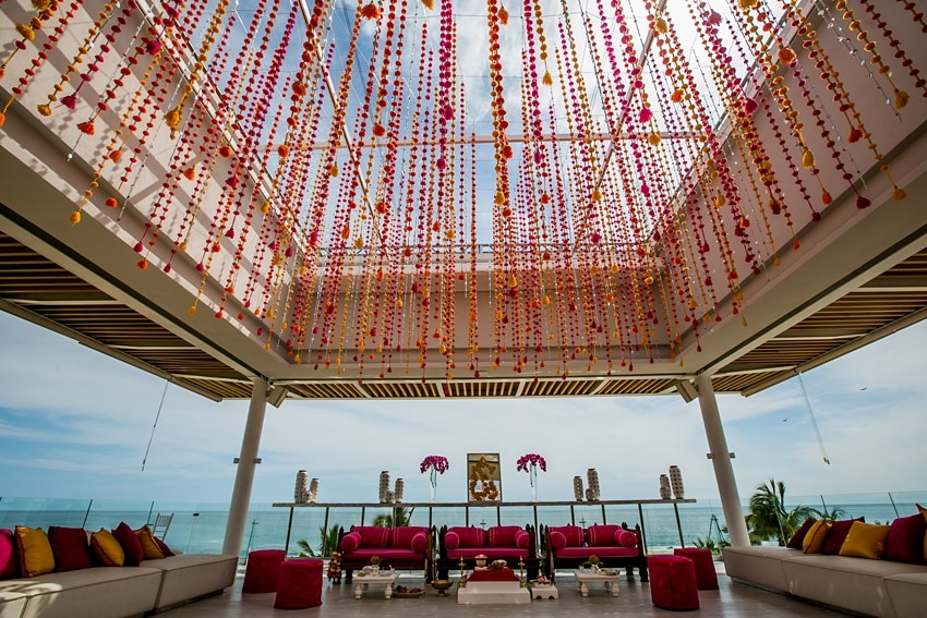 Indian Destination Wedding pithi Cabo 0002