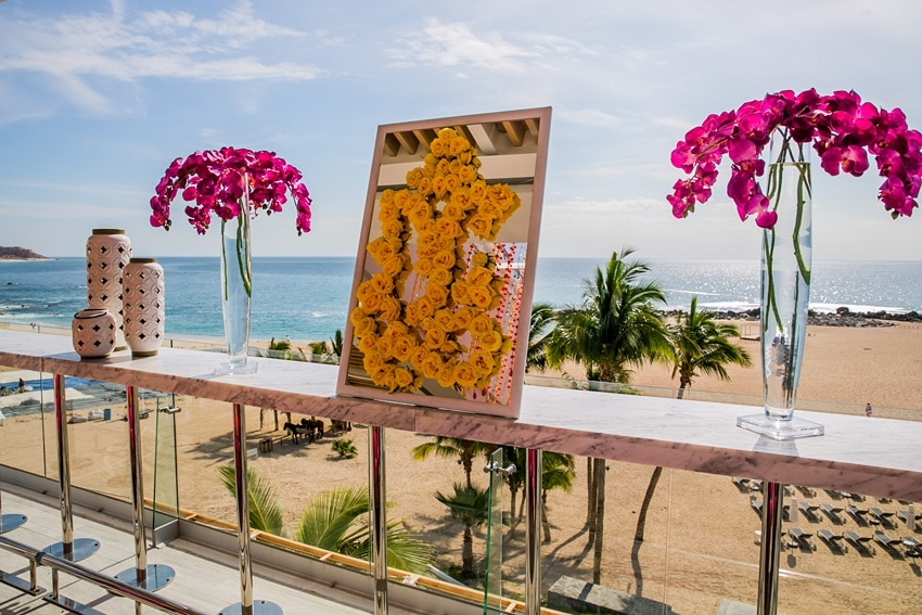 Indian Destination Wedding pithi Cabo 0006