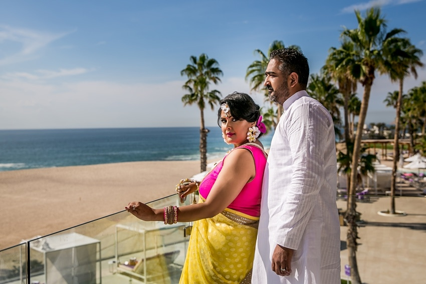 Indian Destination Wedding pithi Cabo 0036