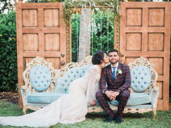 A Fun Destination Wedding in Miami Beach
