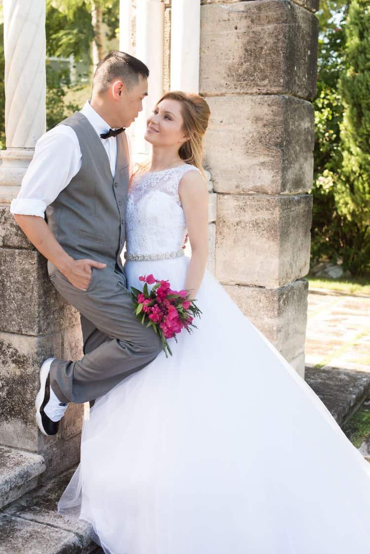 Intimate destination wedding in Nassau 43