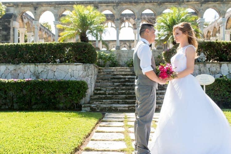Intimate destination wedding in Nassau 46
