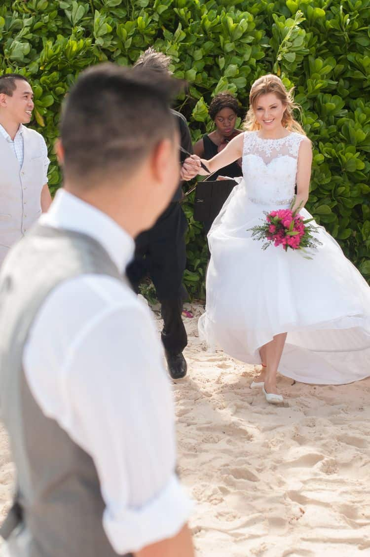 Intimate destination wedding in Nassau 62