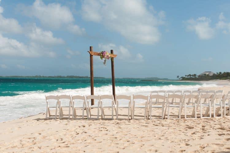 Intimate destination wedding in Nassau 71
