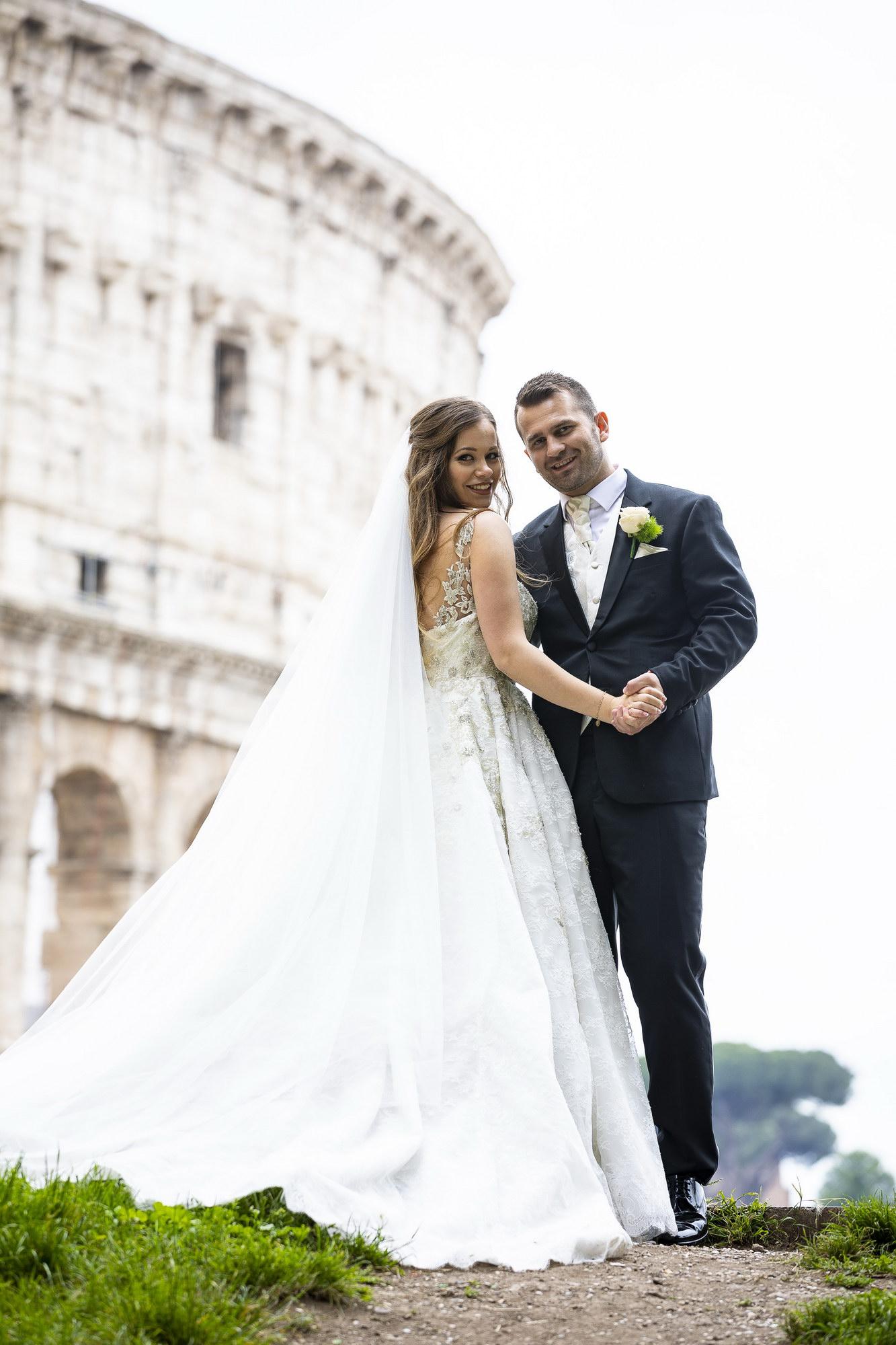 Italian Wedding Elopement