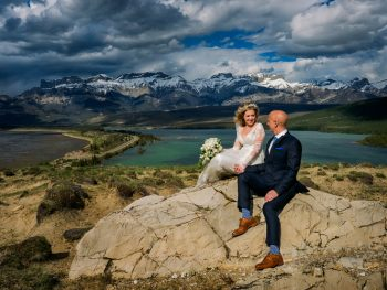 A Jasper Park Lodge Wedding with Stunning Mountain Views