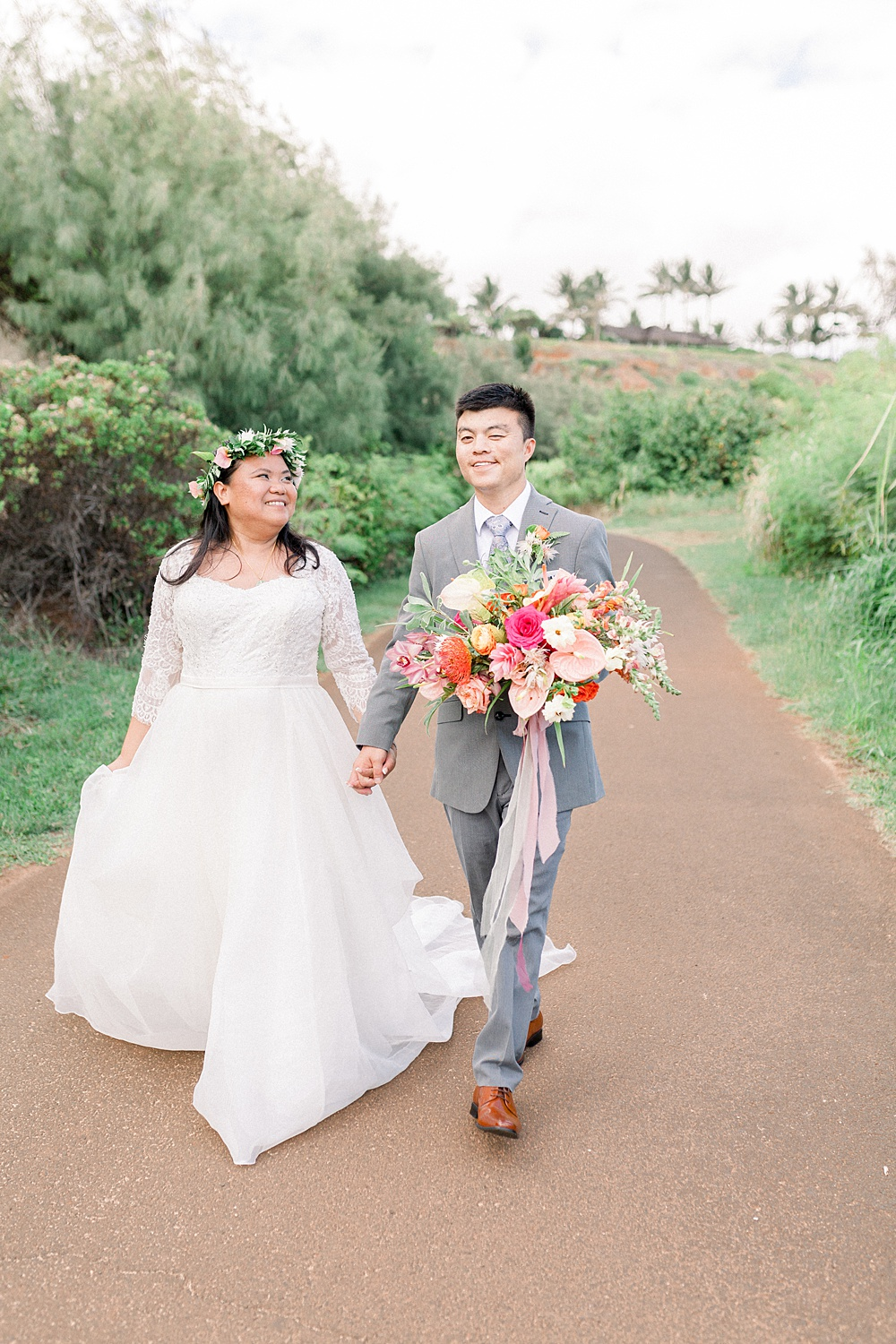 Kauai Wedding Portrait