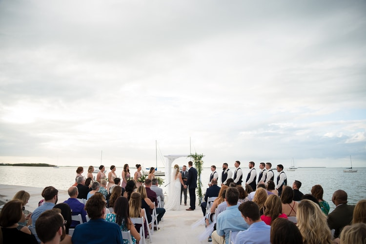 Key Largo Beach Wedding 25