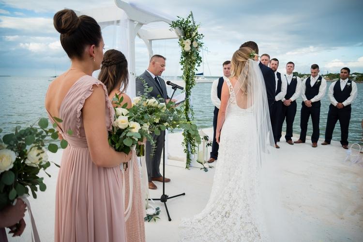 Key Largo Beach Wedding 26