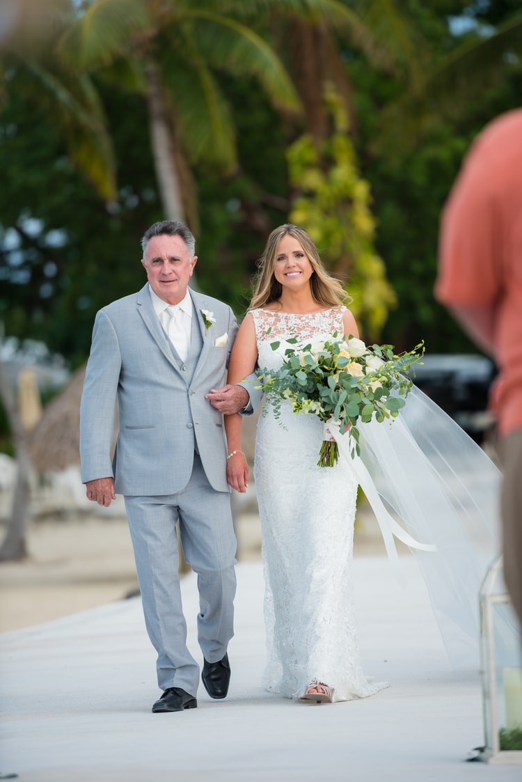 Key Largo Beach Wedding 60