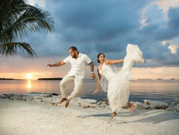 A Gorgeous Key Largo Light House Wedding
