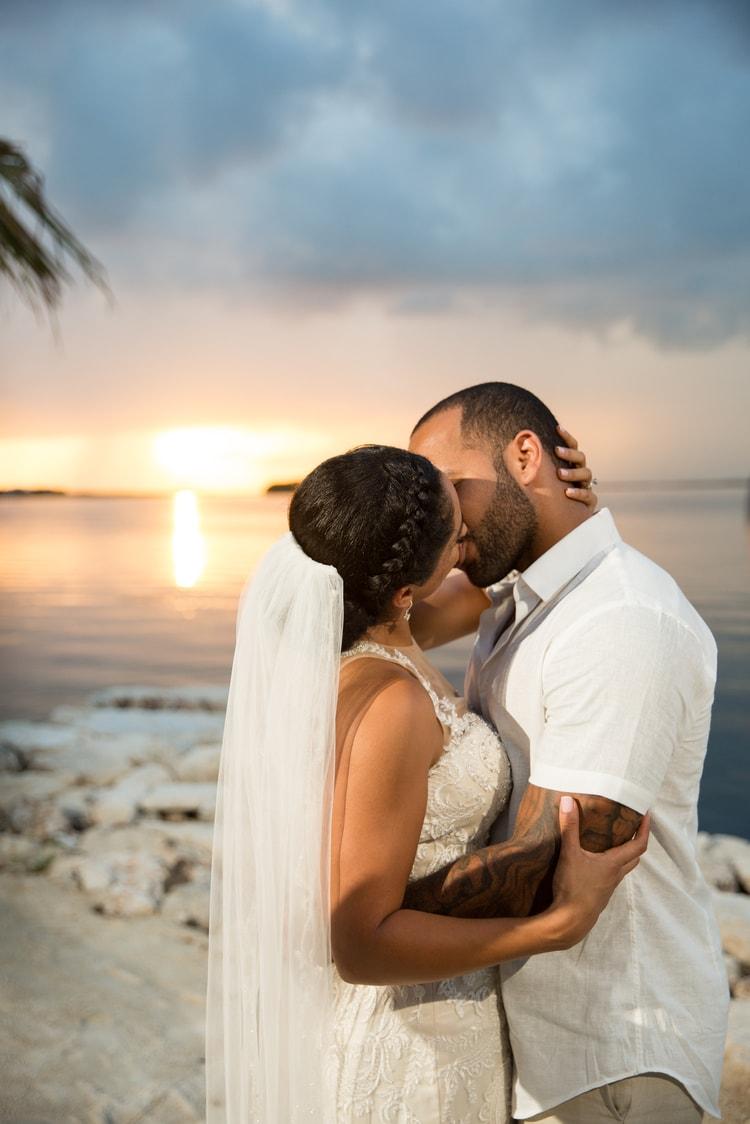 Key Largo Light House Wedding 15