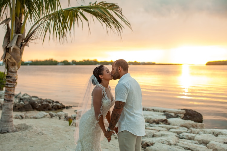 Key Largo Light House Wedding 16
