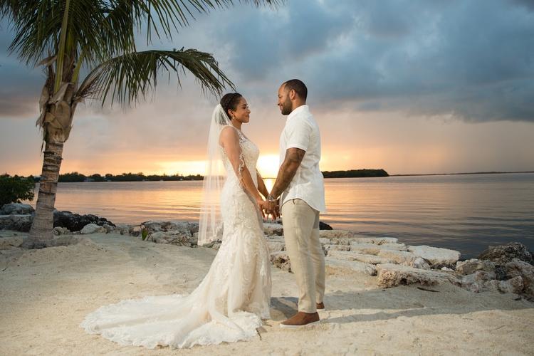 Key Largo Light House Wedding 18