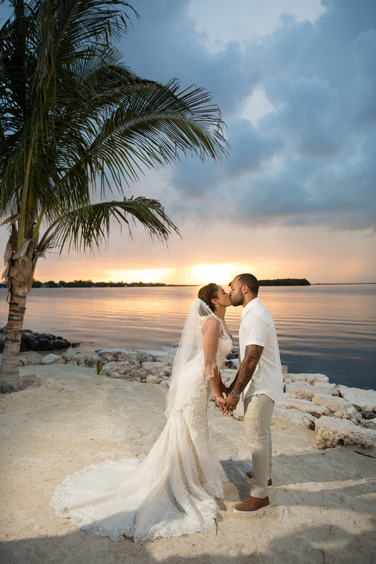 Key Largo Light House Wedding 19