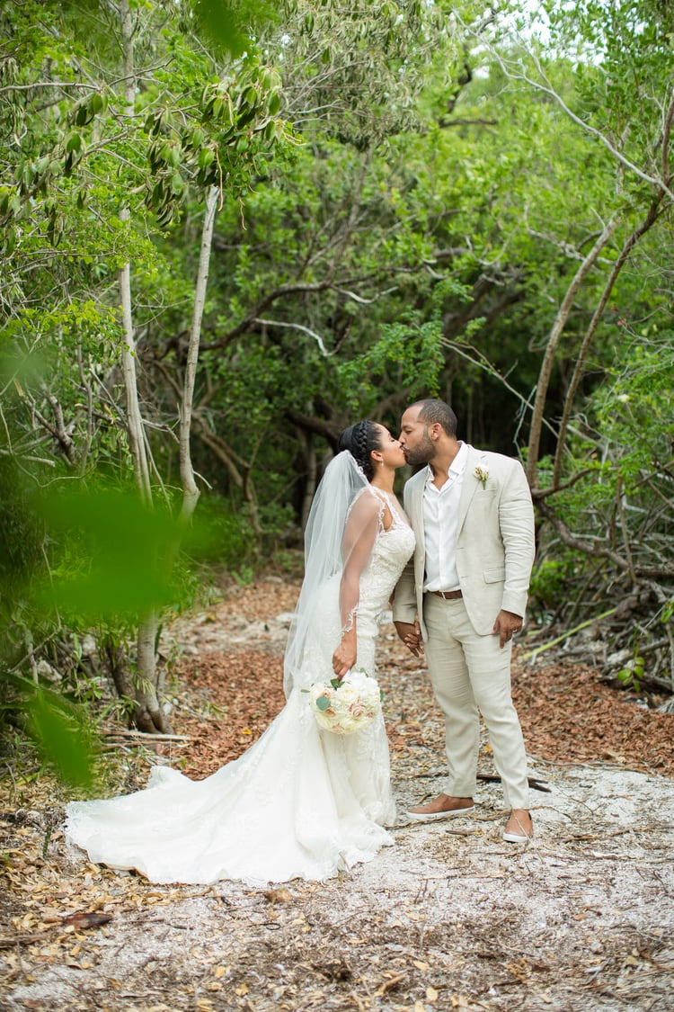 Key Largo Light House Wedding 22
