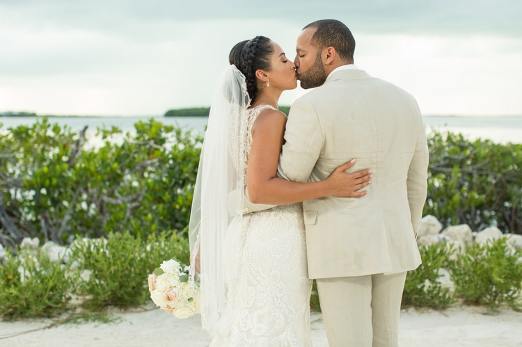 Key Largo Light House Wedding 24