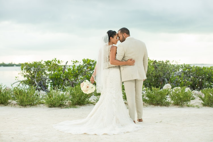 Key Largo Light House Wedding 25