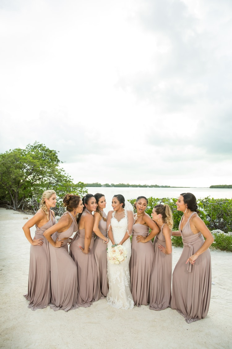 Key Largo Light House Wedding 29