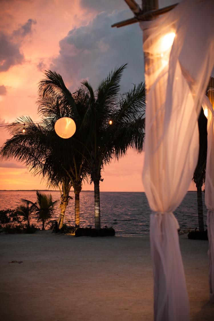 Key Largo Light House Wedding 3