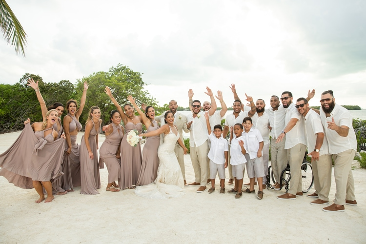 Key Largo Light House Wedding 30
