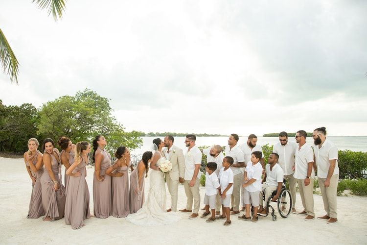 Key Largo Light House Wedding 32