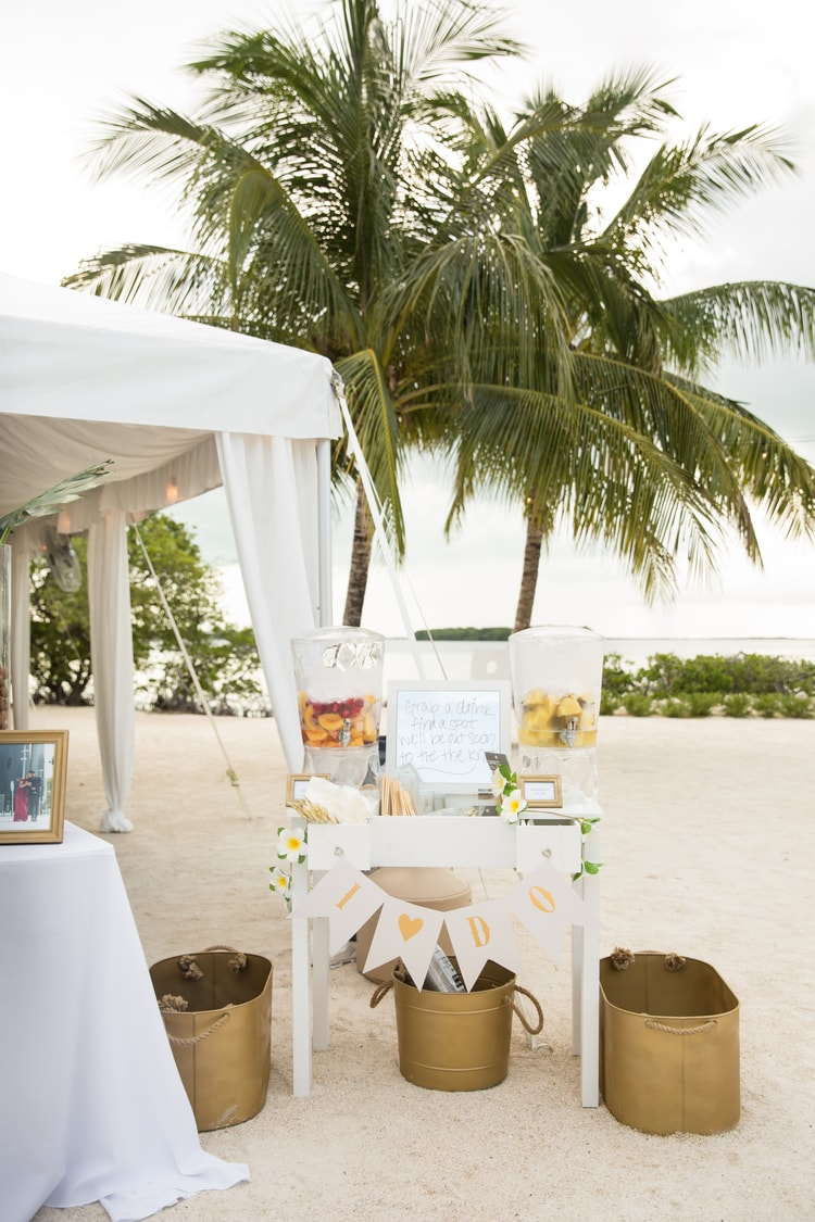 Key Largo Light House Wedding 37