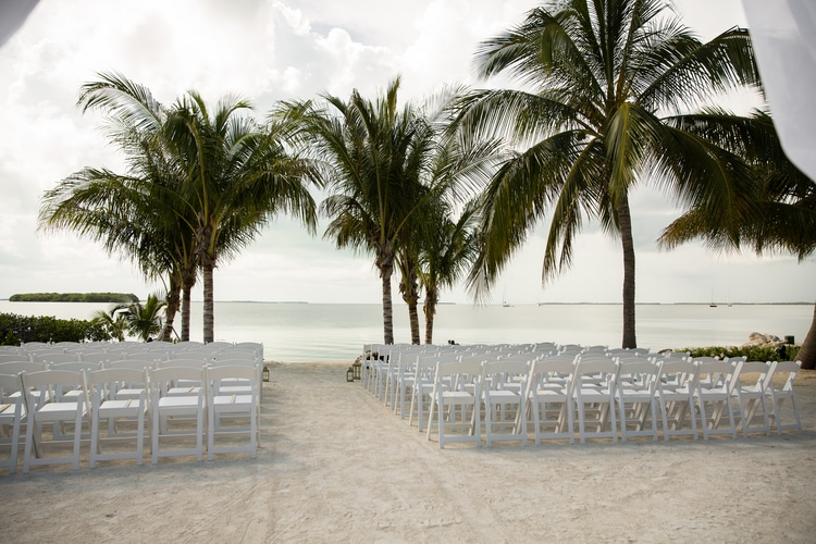 Key Largo Light House Wedding 62