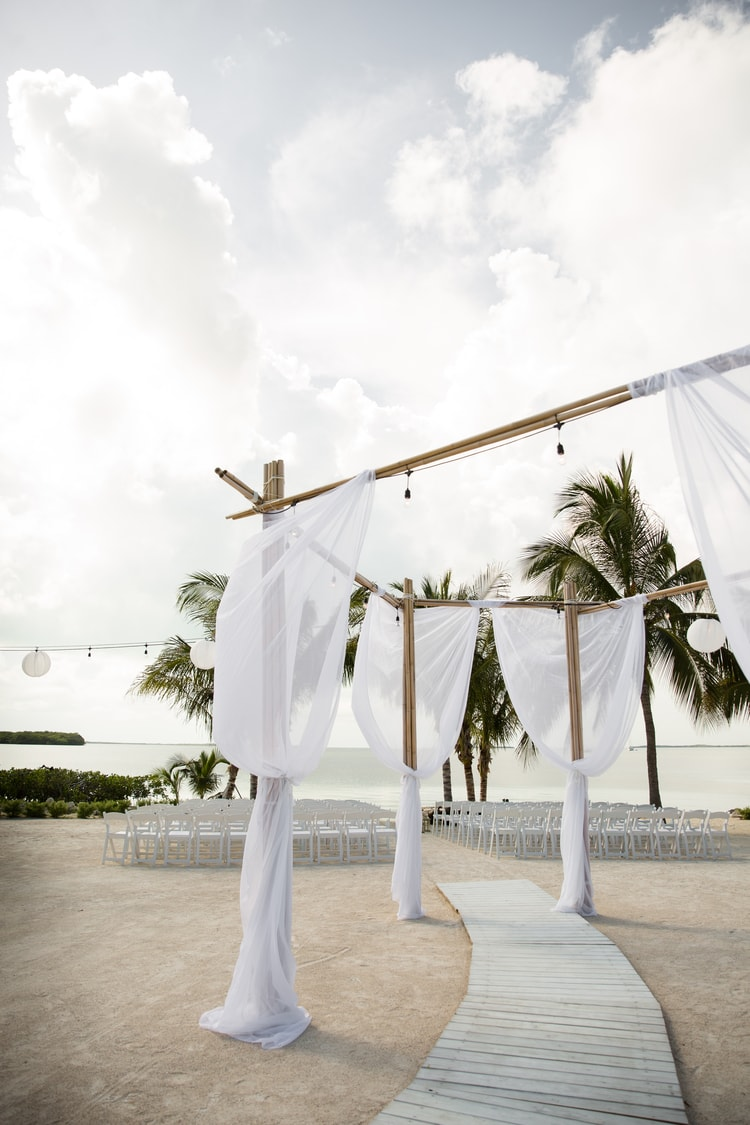 Key Largo Light House Wedding 63