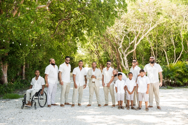 Key Largo Light House Wedding 64