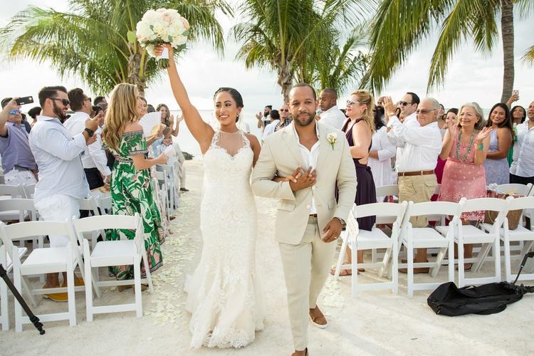 Key Largo Light House Wedding 71