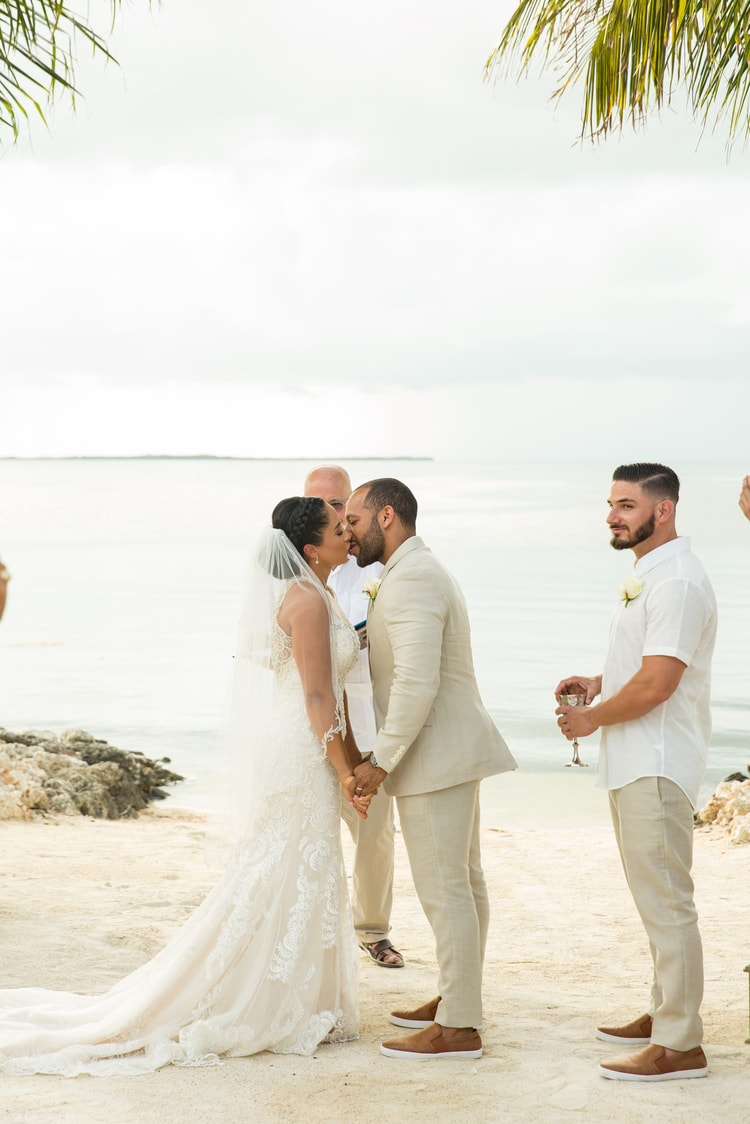 Key Largo Light House Wedding 73