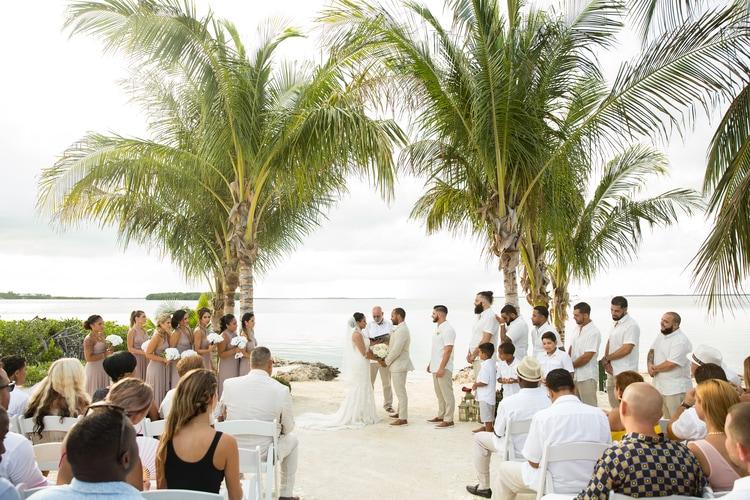Key Largo Light House Wedding 74