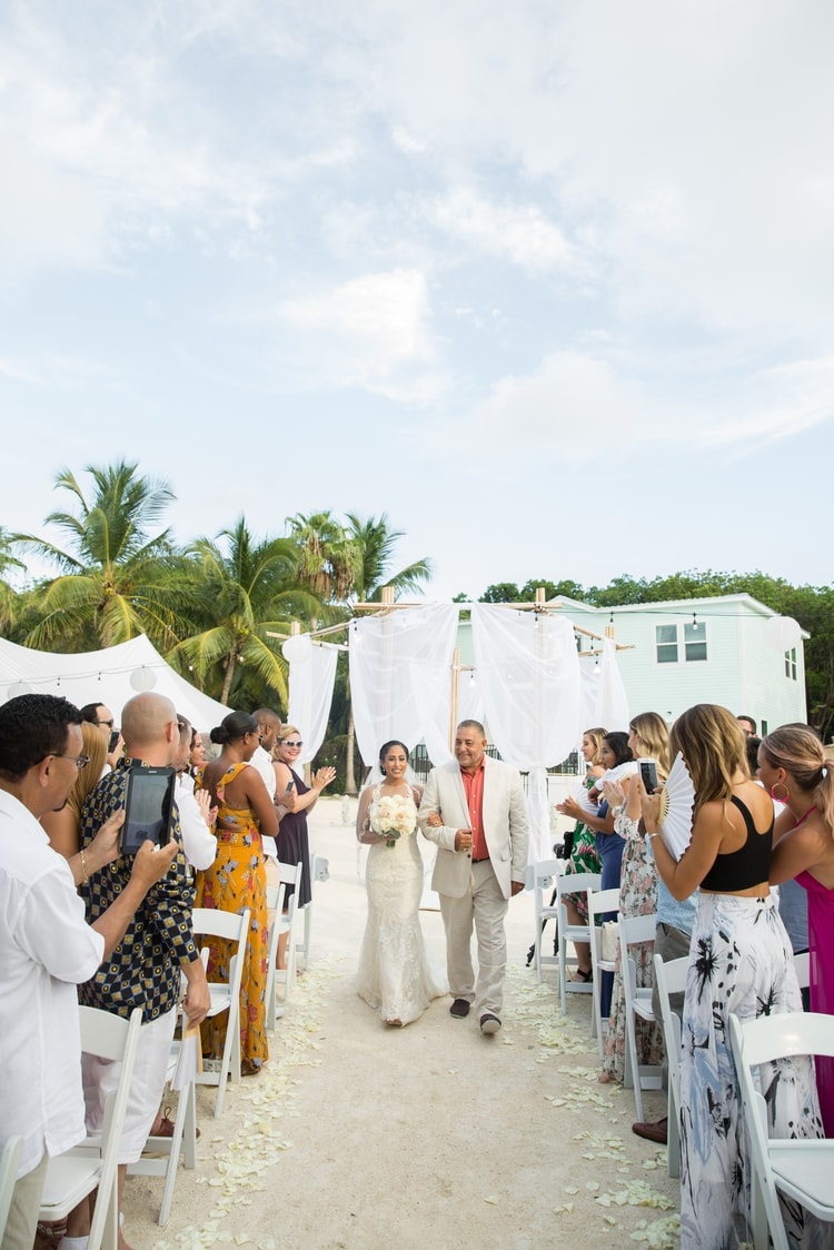Key Largo Light House Wedding 77
