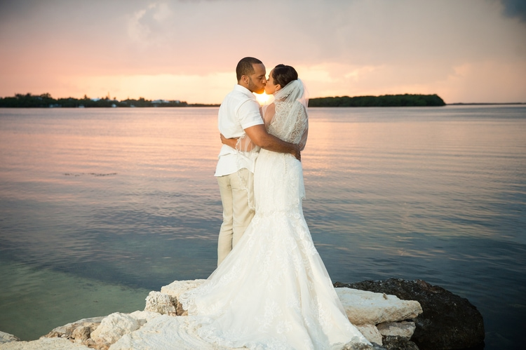 Key Largo Light House Wedding 8