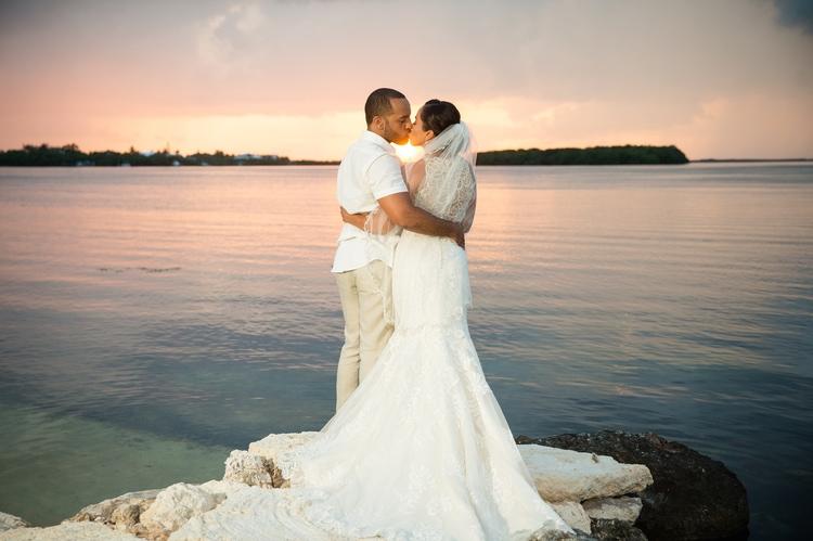 Key Largo Light House Wedding 8