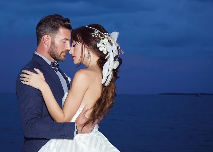 Key Largo Lighthouse Beach wedding 3