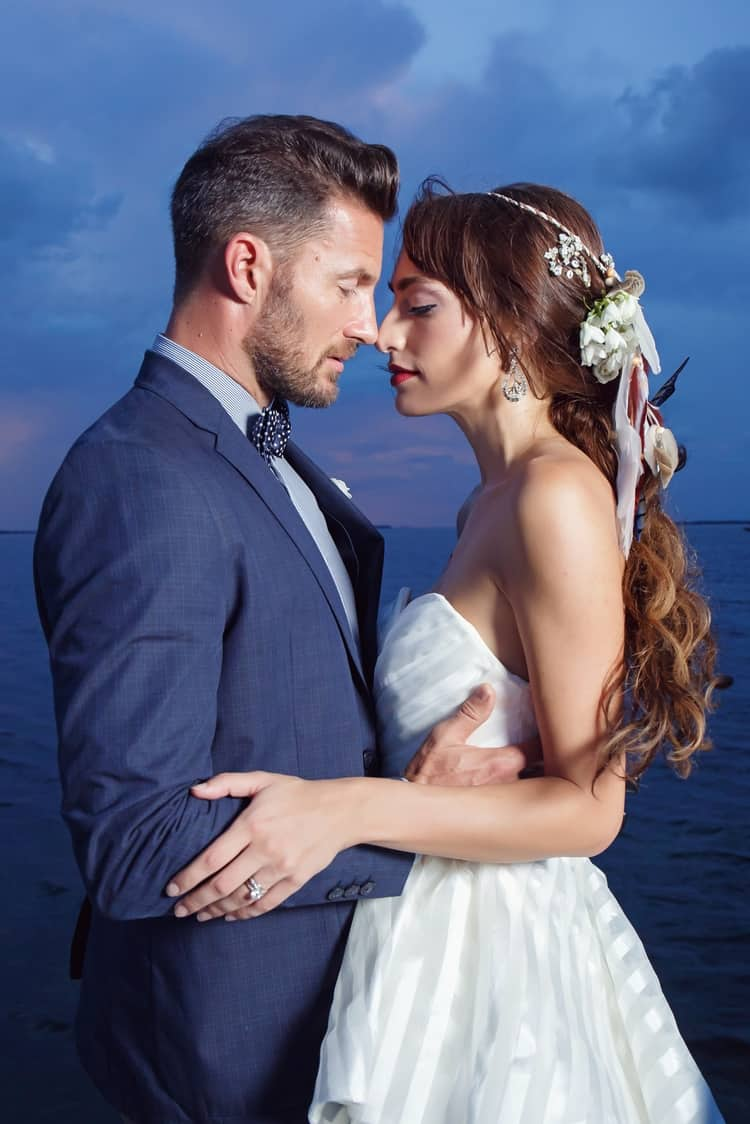 Key Largo Lighthouse Beach wedding 30