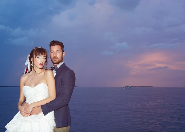 Key Largo Lighthouse Beach wedding 31