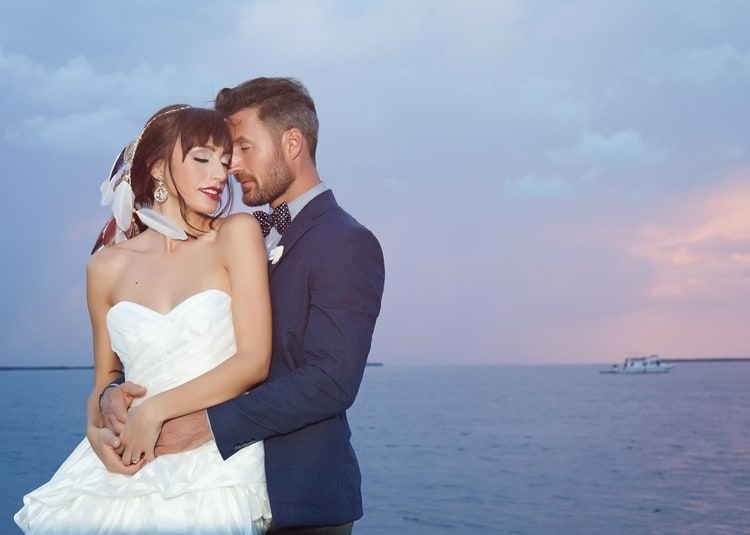 Key Largo Lighthouse Beach wedding 32