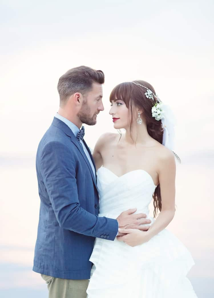 Key Largo Lighthouse Beach wedding 35